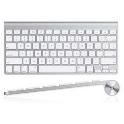 Apple Wireless Keyboard MC184RS White Bluetooth