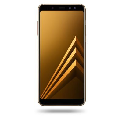 Samsung A730 Galaxy A8 Plus (2018 Edition) - Gold