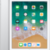 Apple iPad 9,7' (2018) - Silver, WiFi + Cellular, 32 GB