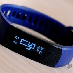 Honor band 4 Blue